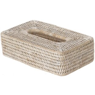 The Twillery Co. Maguire Rectangular Tissue Box Cover