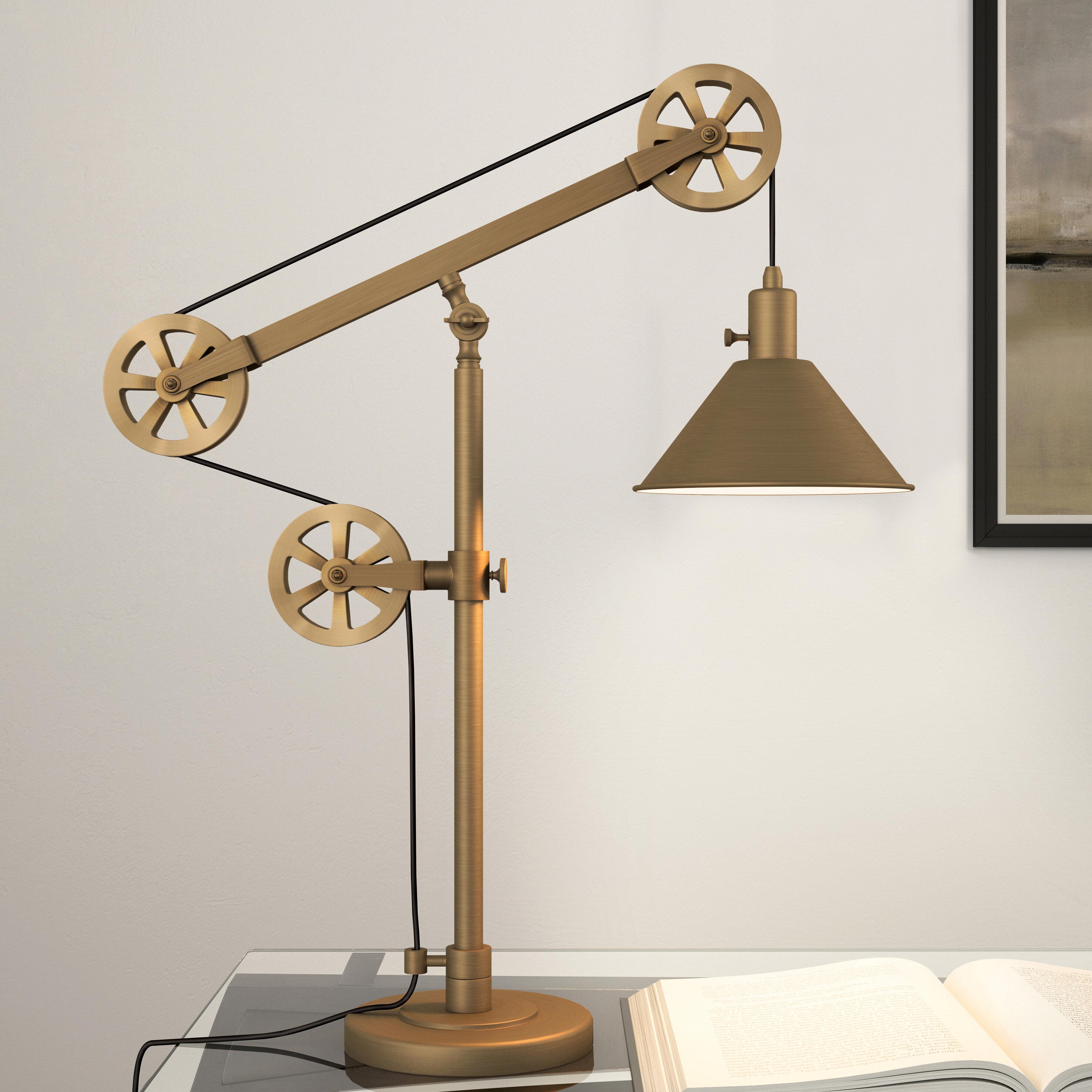 Industrial Table Lamps You Ll Love In 2020 Wayfair