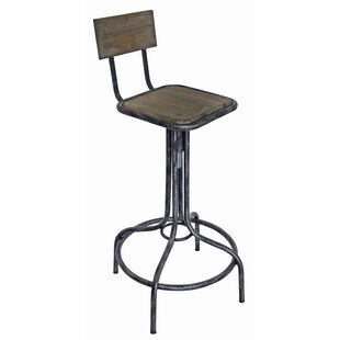 Best Reviews Armstead Adjustable Height Bar Stool by Williston Forge Reviews (2019) & Buyer's Guide