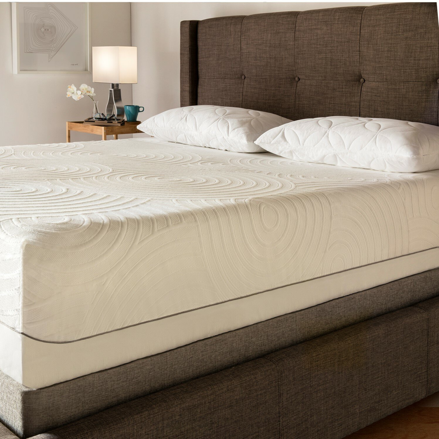 Tempur Pedic Waterproof Mattress Protector | Wayfair
