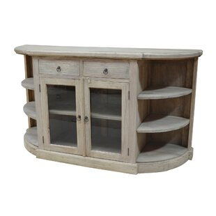 Patricia 2 Drawer and 2 Door Accent Cabinet