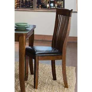 Blount Upholstered Dining Chair (Set of 2) by Alcott Hill