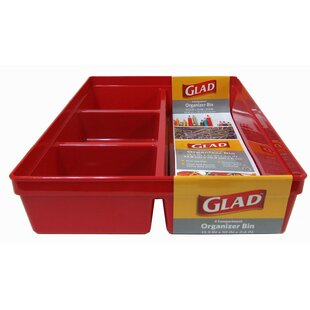 Glad Drawer Organizer