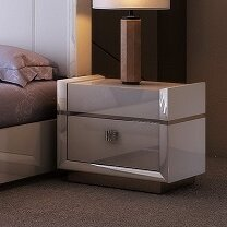 Whicker 2 Drawer Nightstand by Everly Quinn