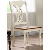 Culbreath Solid Wood Queen Anne Back Side Chair (Set of 2) by Red Barrel Studio®
