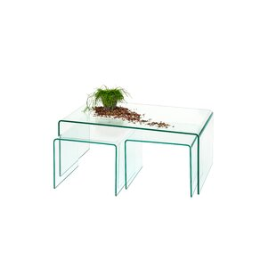 Aguirre 3 Piece Coffee Table Set By Metro Lane