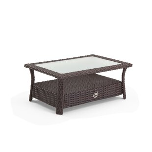 Farrar Aluminium Coffee Table