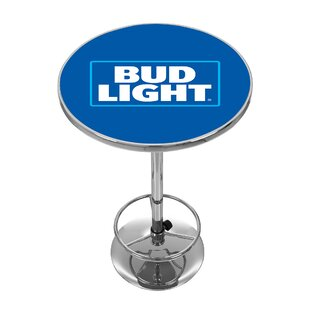 Bud Light Pub Table I Trademark Global