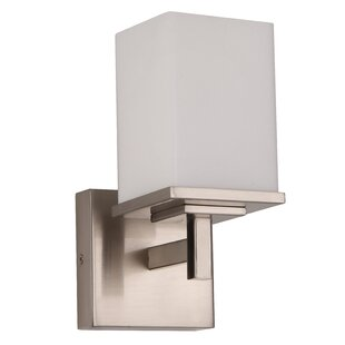 1-Light Armed Sconce by Efficient Lighting