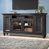 """Velarde Solid Wood TV Stand for TVs up to 78"""""""