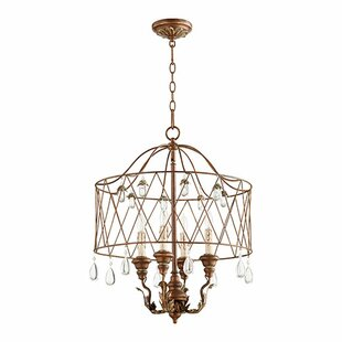 Quorum Venice 4-Light Pendant