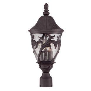 Berumen 3-Light Lantern Head by Fleur De Lis Living