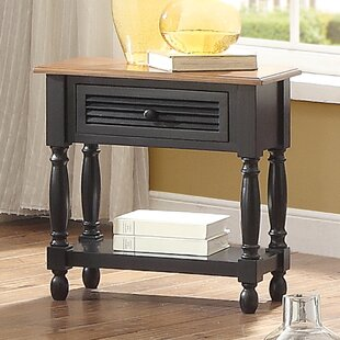 Hermila End Table by Darby Home Co Discount
