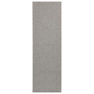 Nature Flatweave Silver Grey Rug By BT Carpet