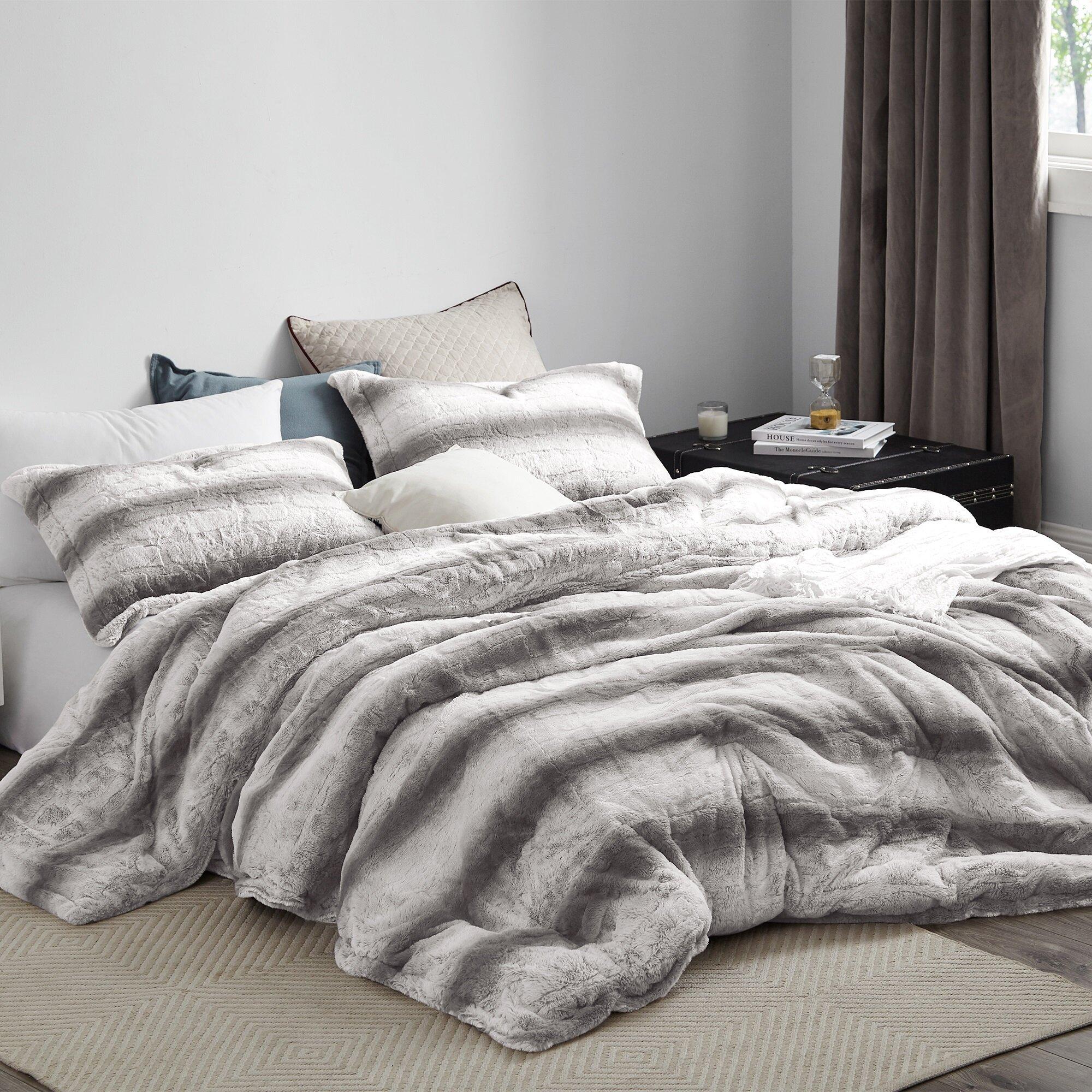 Everly Quinn Ilya Northeast Beast Coma Inducer Comforter Set Reviews Wayfair