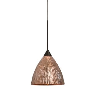 Bloomsbury Market Caleigh 1-Light Cone Pendant
