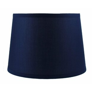 French 14 Cotton Drum Lamp Shade