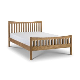 Devries Bed Frame With Mattress By Natur Pur