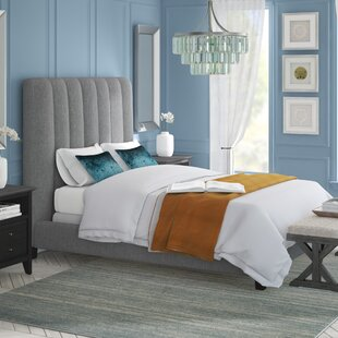 Mcmaster Upholstered Panel Bed