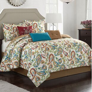 Charlton Home Manuel 7 Piece Comforter Set
