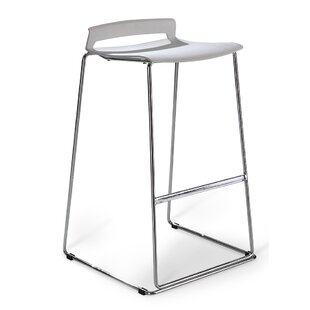 Esto Ergo Curved Seat 26 Bar Stool Comm Office