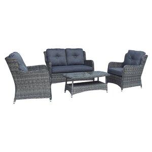 4-Sitzer Sofa-Set Seville von Glencrest Seatex