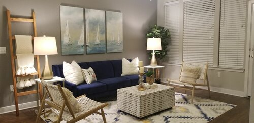 600 Coastal Living Room Design Ideas Wayfair
