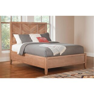 Hillam Panel Bed by Gracie Oaks