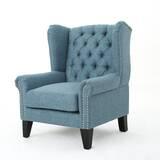 Osvaldo Wingback Chair by Alcott Hill
