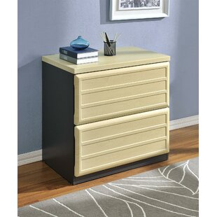 Red Barrel Studio Bataan 2-Drawer File Cabinet