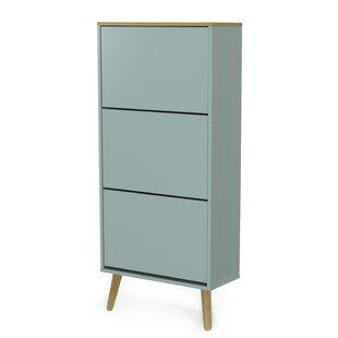 Dot 18 Pair Shoe Cabinet By Tenzo