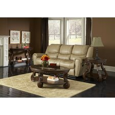 5556 Series Coffee Table Set by Woodhaven Hill