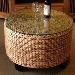 Lily Coffee Table by Chic Teak