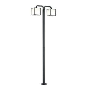 Tilbury 2-Light 200cm Lamp Post By Metro Lane