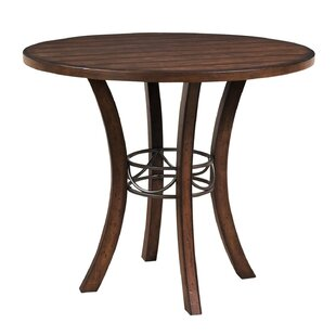 Red Barrel Studio Royalton Round Counter Height Dining Table