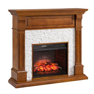 Mara Electric Fireplace by Millwood Pines