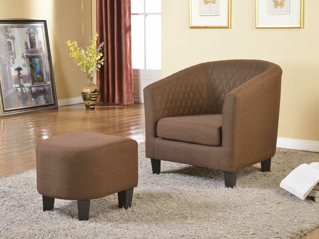 Great Chair U0026 Ottoman Sets Youu0027ll Love | Wayfair