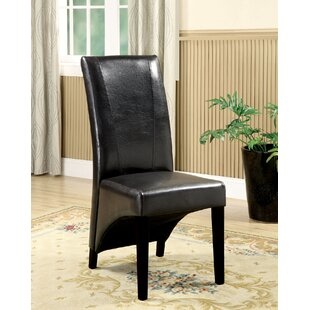 Madyson Upholstered Dining Chair (Set of 2) Rosdorf Park