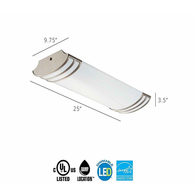 Lithonia Lighting 1 Light 50 8