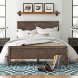 Kidsgrove Platform Bed by Three Posts Teen