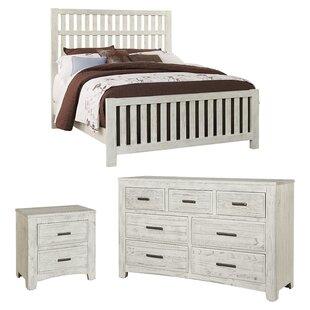Hernandez Slat Configurable Bedroom Set