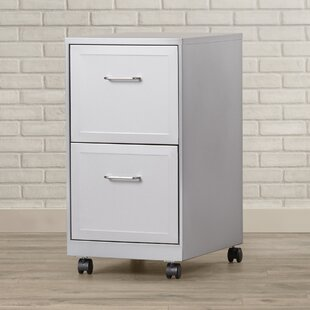 Purchase Online Forest 2 Drawer Mobile Vertical Filing Cabinet Zipcode Design