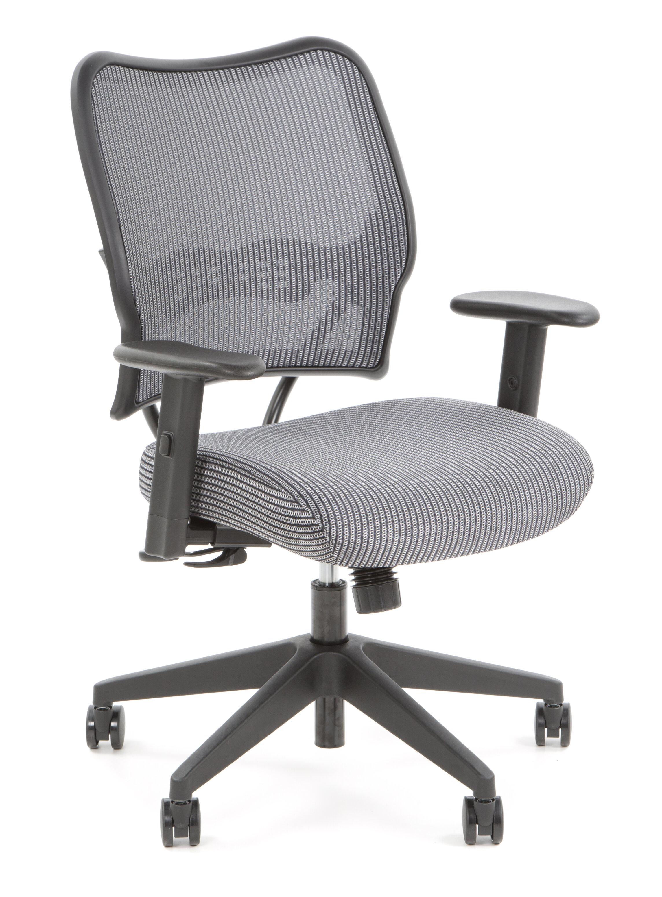 office star space mid back mesh desk chair reviews wayfair
