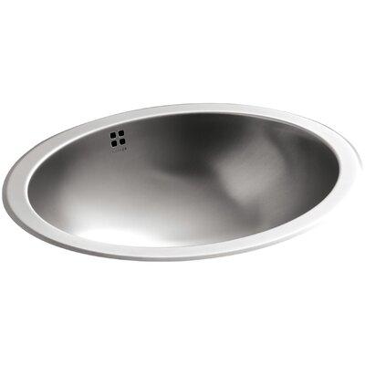 Undermount Bathroom Sink kohler bachata oval undermount bathroom sink with overflow