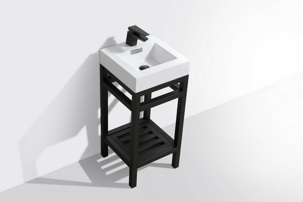 Fine Hammonton 16 Single Bathroom Vanity Set Theyellowbook Wood Chair Design Ideas Theyellowbookinfo