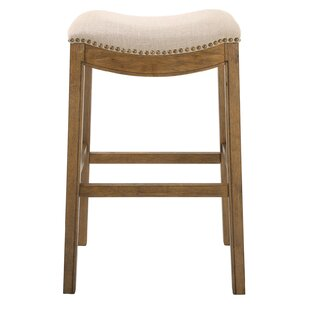 Mchaney Saddle Style 30 Bar Stool