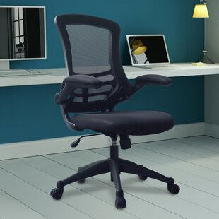 Luna High-Back Mesh Desk Chair By Symple Stuff