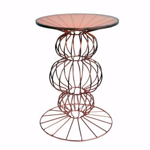 Luyster Dazzling End Table by Mercer41
