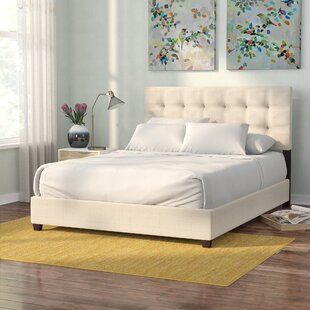 Wrought Studio Vandalia Upholstered Panel Bed