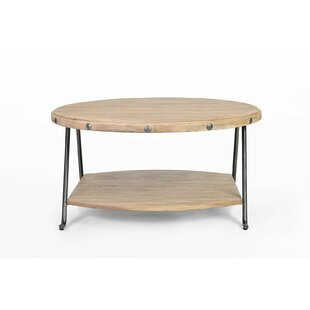 Horton Coffee Table with Tray Top